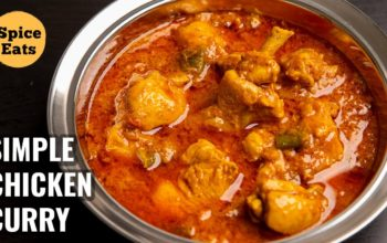 Chicken Curry for Bachelors